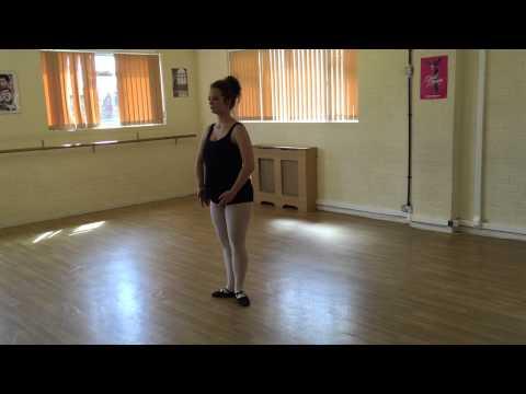 6. Girls Port De Bras (Grade 1 Ballet)