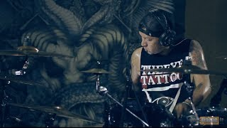 "The Drum Heroes - Deadsquad ""Patriot Moral Prematur"" ( Drums Played by Andyan Gorust )"