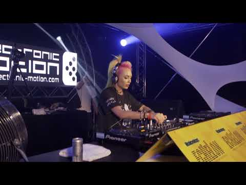 Marika Rossa at ECHELON - Open Air...