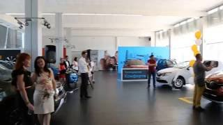 Презентация в Сочи  Renault Kaptur
