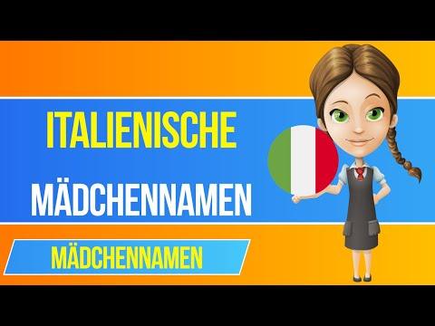 Italienische Mädchennamen 🇮🇹: Die Schönsten Vornamen Für Deine Tochter