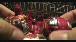 Bakugan Gundalian Invaders Combat set Finally