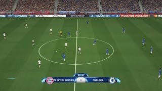 ║Bayern vs. Chelsea║ 60 fps ║PES 2014 Gameplay║SupeCup Final