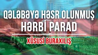 ZƏFƏR PARADI - QARABAĞ BİZİMDİR (10.12.2020)