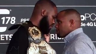 UFC 193 Jon Jones vs Daniel Cormier - The Brawl REMIX Highlights