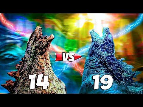 ГОДЗИЛЛА 2014 vs ГОДЗИЛЛА 2019 ➤ Как ОН стал - Королем Монстров!!