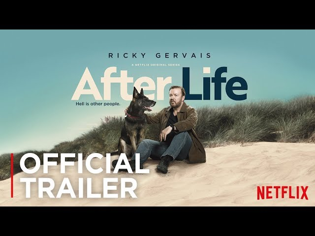 After Life | Official Trailer | Netflix
