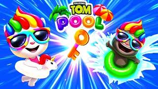 Talking tom pool game |Talking tom pool game APK | (lever 208 - 213)