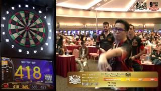 The 12th Ada Doubles 501 Jose Hernandez & Jesus Perea Vs Fb Leung & Mica Yu