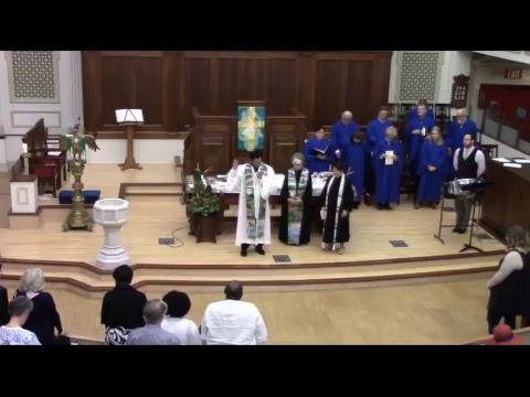 New York Avenue Presbyterian Church Live Stream
