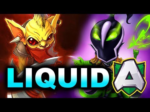 LIQUID vs ALLIANCE - EPIC SHOWMATCH! - CHONGQING MAJOR DOTA 2