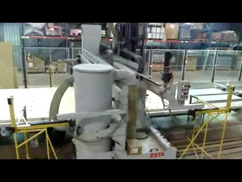 Weinmann Wall panel automatic system