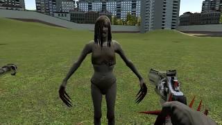 Garry's Mod vs Left 4 Dead 2 #1 Witch