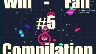 Agar.io - Win / Fail Compilation #5