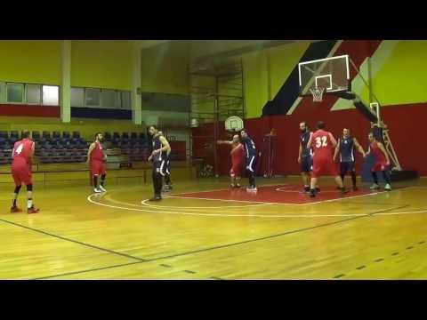 14Η - Α. Π ΑΤΛΑΣ  VOLTRON vs RED HOT CHILI HOOPERS 49-62