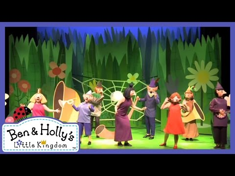 Random Movie Pick - Ben and Holly's Little Kingdom: Live Show (Preview) YouTube Trailer