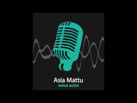 Voice Actor Asia Mattu's Animation Demo