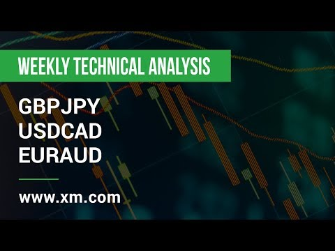Weekly Technical Analysis: 19/08/2019 - GBPJPY, USDCAD, EURAUD