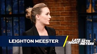 Leighton Meester Doesn