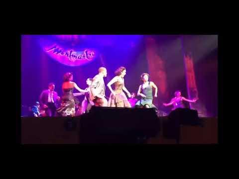 Musical On Your Feet Gloria Estefan and Claudia Mulet as Gloria Fajardo Mi Tierra