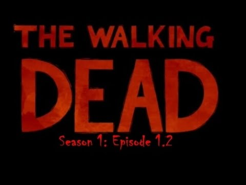 The Walking Dead Game: Season 1 Episode 1.2 - The Pharmacy