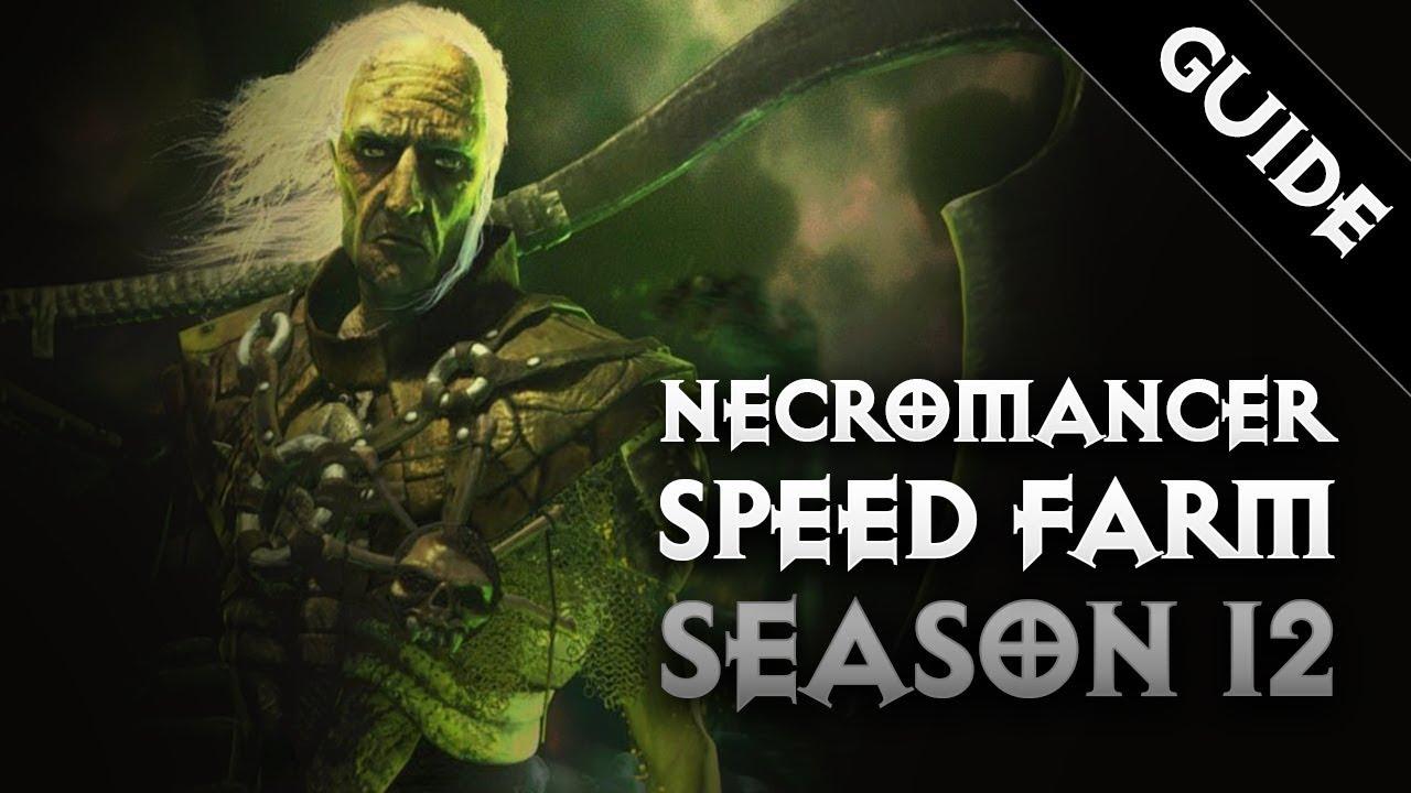 Necromancer Build Torment