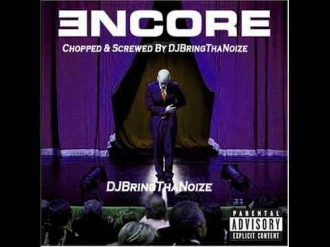 Eminem Evil Deeds Chopped and Screwed