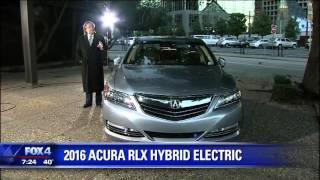Ed Wallace: Acura RLX Hybrid