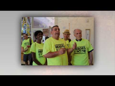Heroes of Hope March - July 16, 2016