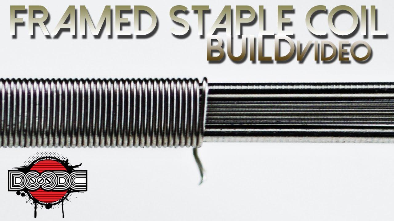 Episode Seven - The Framed Staple Coil - YouTube