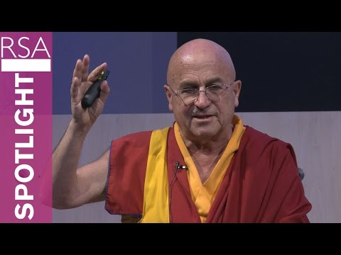 Matthieu Ricard on the Power of Compassion