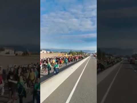Catalunya | Marchas por la libertad