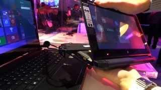 Lenovo IdeaPad Flex 10 2-in-1 notebook bemutató videó | Tech2.hu