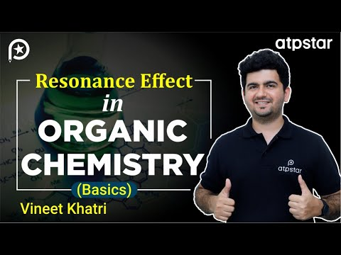 Resonance effect in organic chemistry ( Basics )- IITJEE Organic chemistry