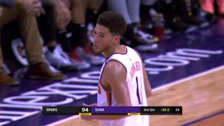 Phoenix Suns vs San Antonio Spurs | January 20, 2020