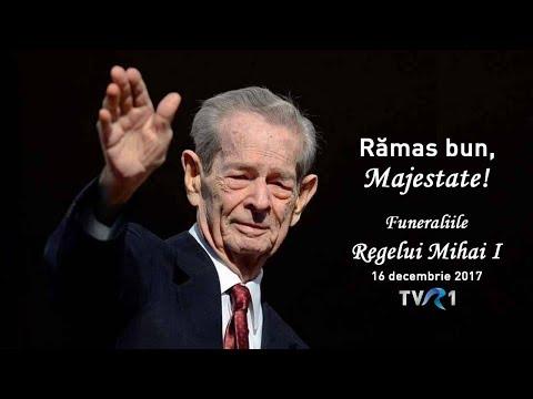 Funeraliile Regelui Mihai I - ediţie specială TVR1