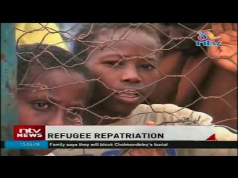 Kenya government waiting for Somalia to be pacified before repatriating refugees