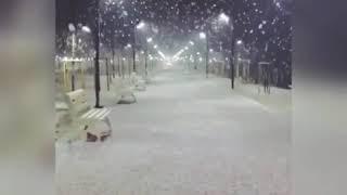 Yine kar yagiyor 2018