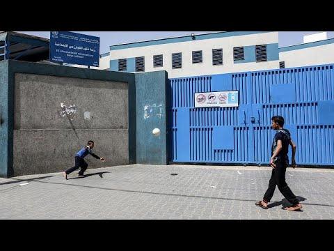 الأونروا ترحب باستئناف المساعدات الأمريكية للفلسطينيين…  - 13:59-2021 / 4 / 8