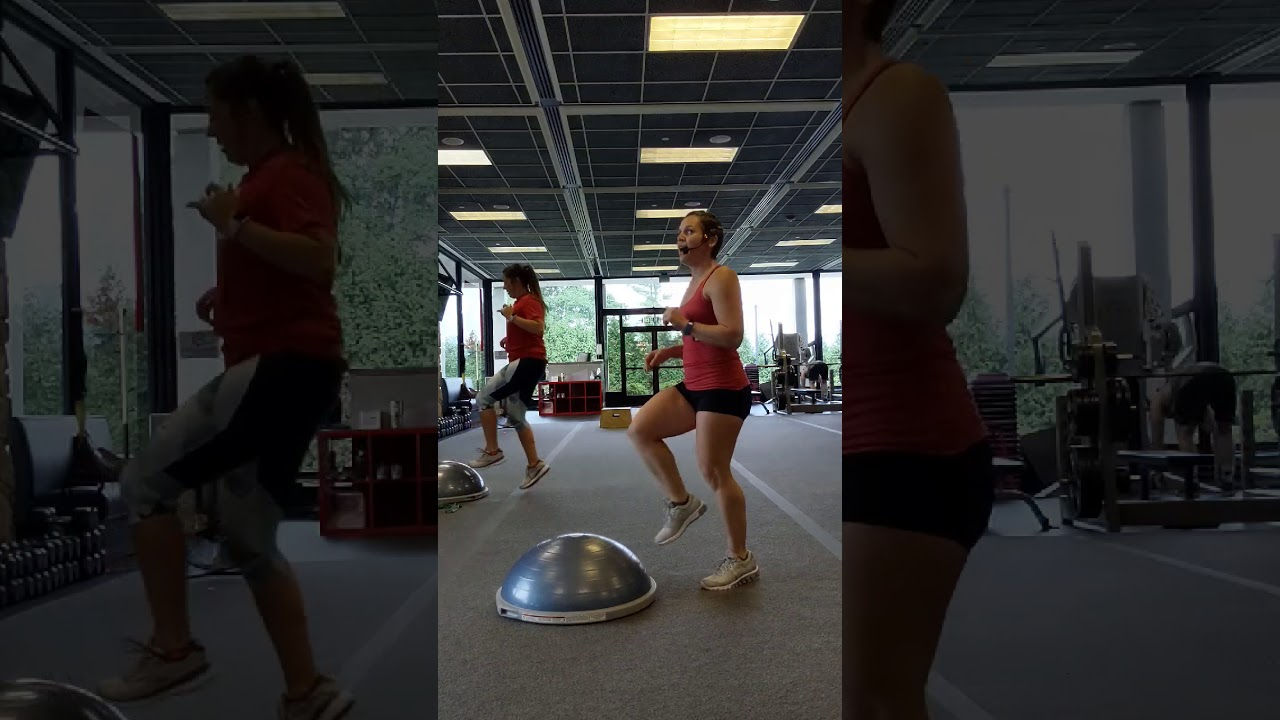 Saturday, June 6 2020 - Fit Studio Roanoke VA HIIT Home Workout 45 Second Rotation