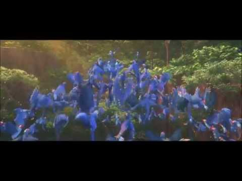 Rio 2  Beautiful Creatures Song Full Scene HD