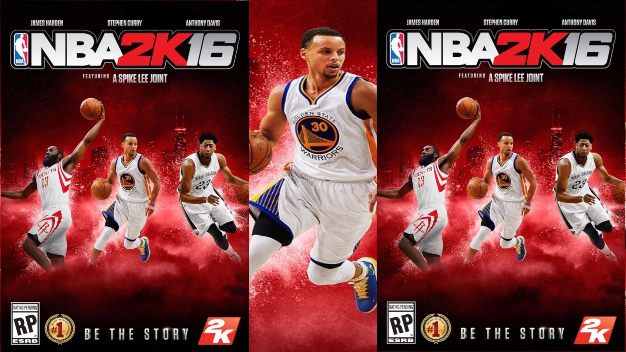 Nba 2k16 Cover Official News Anthony Davis Will Be On The Cover Ipodkingcarter