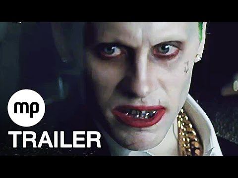 SUICIDE SQUAD Trailer 2 German Deutsch (2016) Joker & Harley Quinn