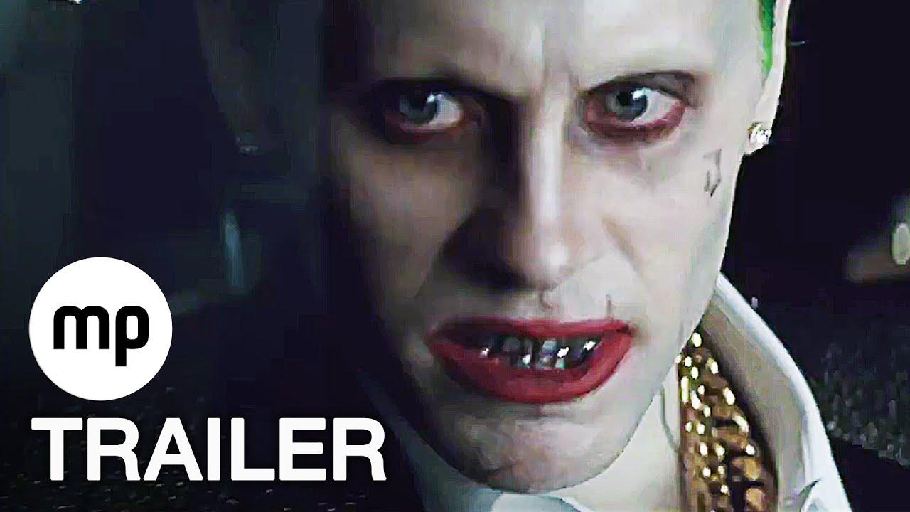 Suicide Squad Trailer 2 German Deutsch 2016 Joker Harley Quinn