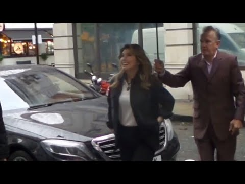 Shania twain in London 08 09 2017 (1)