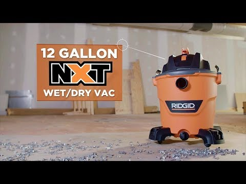 RIDGID Vacuums Head-to-Head (12 Gallon NXT)