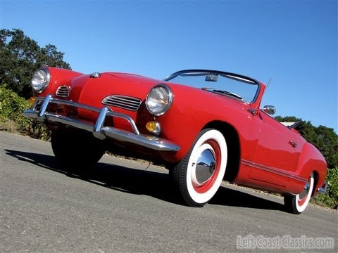 1965 vw karmann ghia convertible for sale youtube. Black Bedroom Furniture Sets. Home Design Ideas