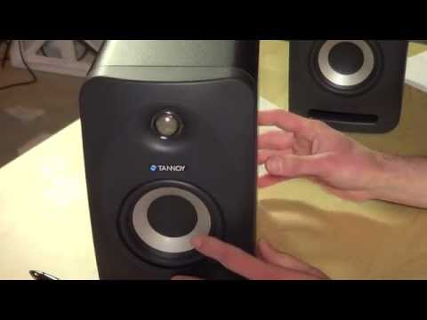Tannoy Reveal 402 Studio Monitor Speakers Review
