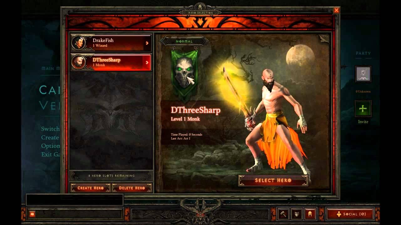 Diablo 3 - All Weapons Effects