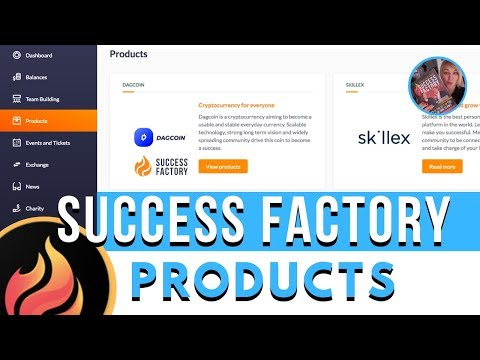 Success Factory Tutorial - Part 7 - Products thumbnail